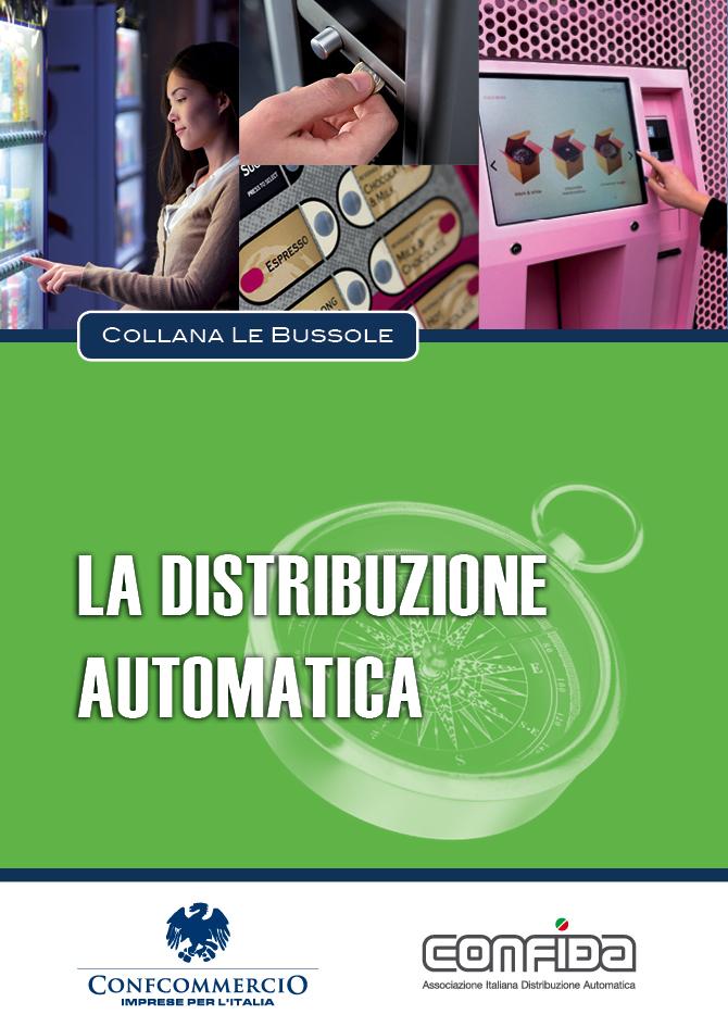 Copertina volume: La distribuzione automatica