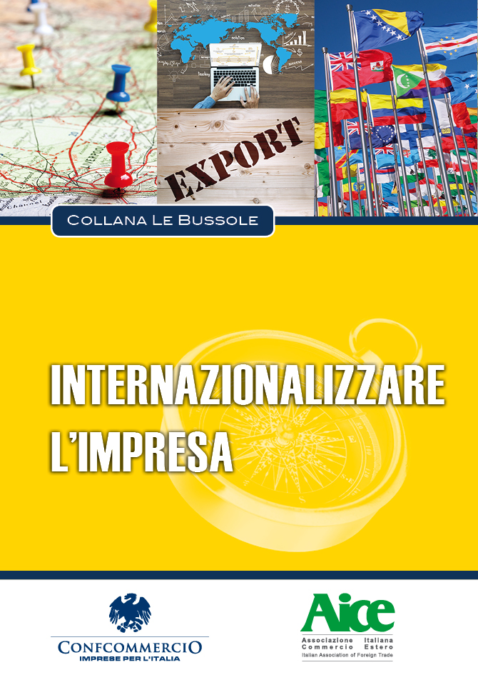 Copertina volume: Internazionalizzare l'impresa