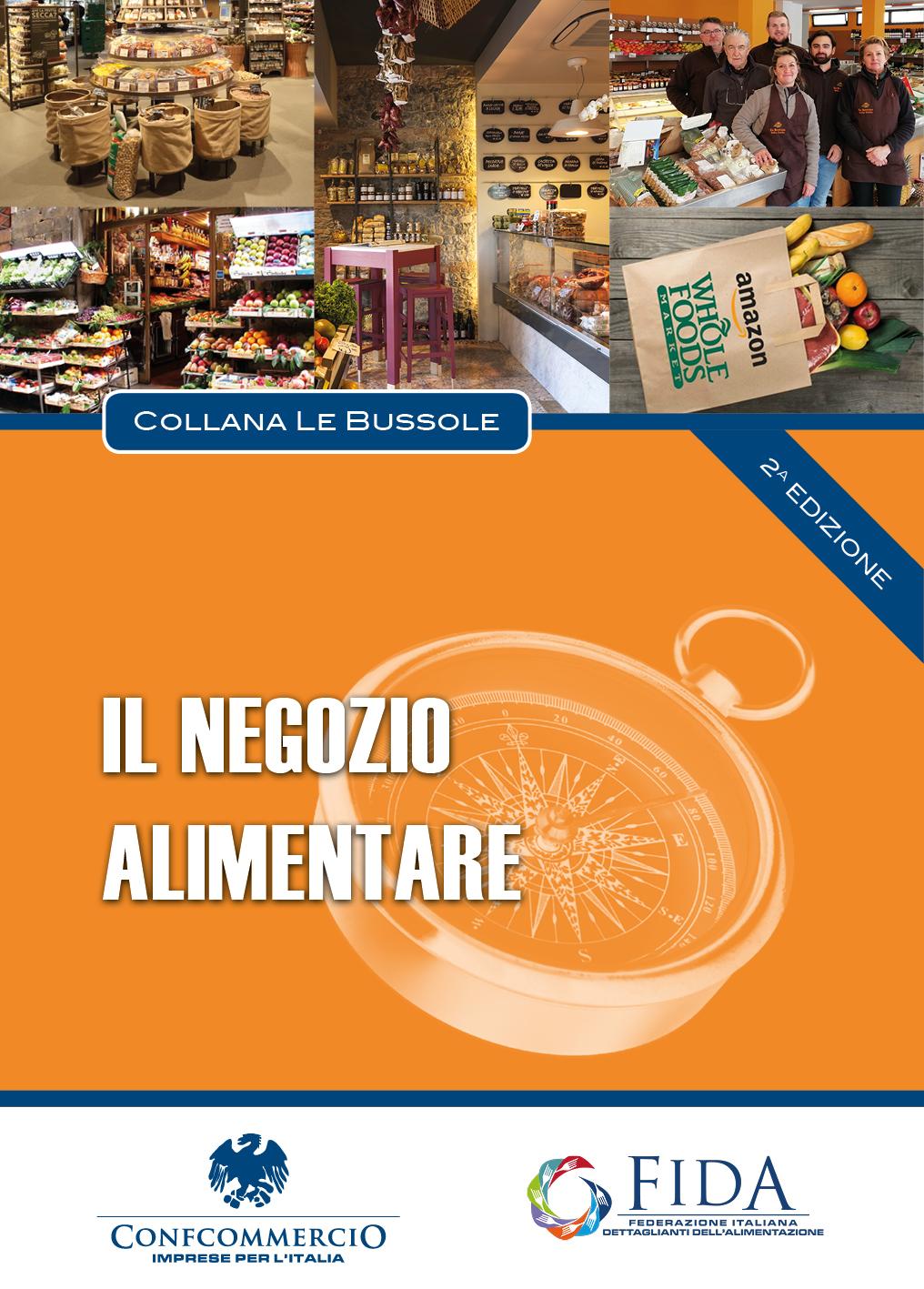 Copertina volume: Il negozio alimentare – 2a edizione