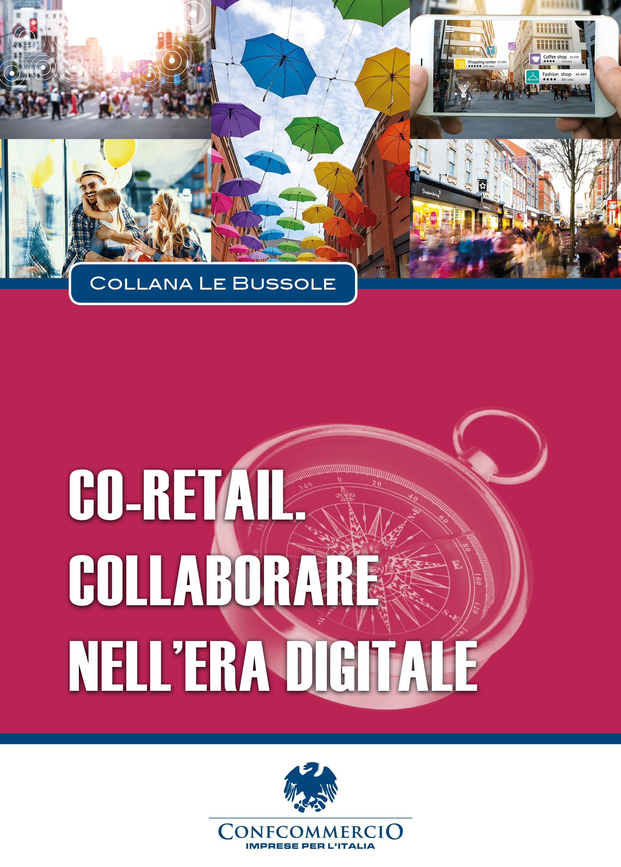 Copertina volume: Co-Retail. Collaborare nell'era digitale